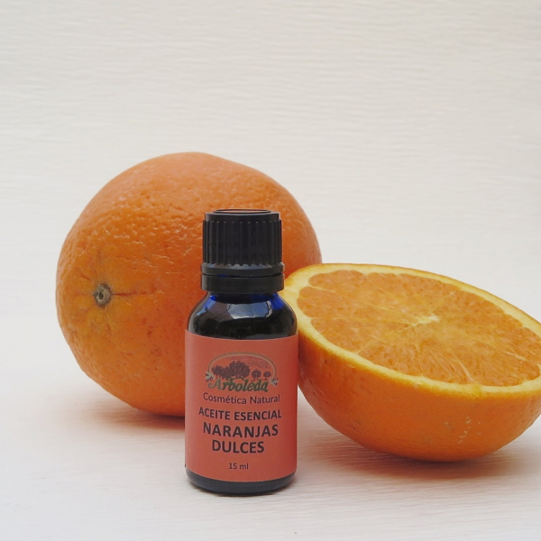 aceite esencial de naranjas dulces