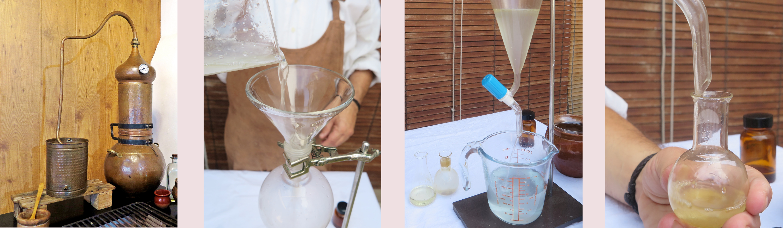 proceso de destilacion